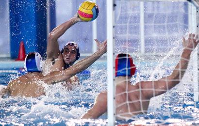 Α1 Πόλο ανδρών: Πανιώνιος – Ολυμπιακός 7-11